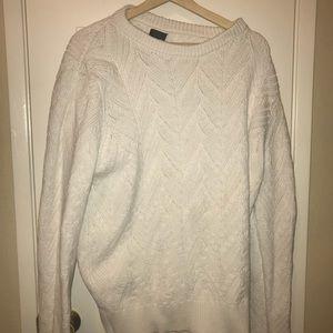 Baggy JCrew Knit Sweater